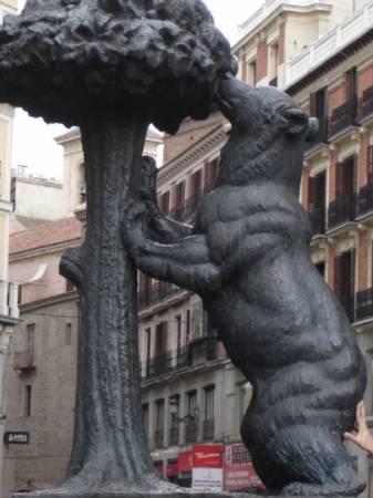 Un voyage à Madrid, juillet 2007