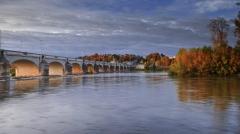 Le+pont+Wilson+traversant+la+Loire+à+Tours,+Indre-et-Loire+by+Julian+Elliott+Ethereal+Ligh.jpg
