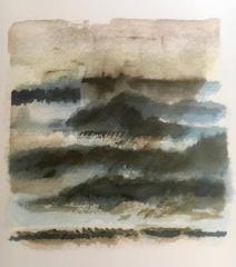pierre dhainaut,caroline françois-rubino,paysage de genèse,voix d'encre